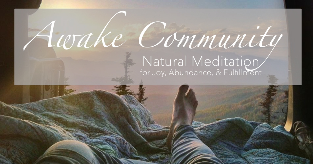 awake community