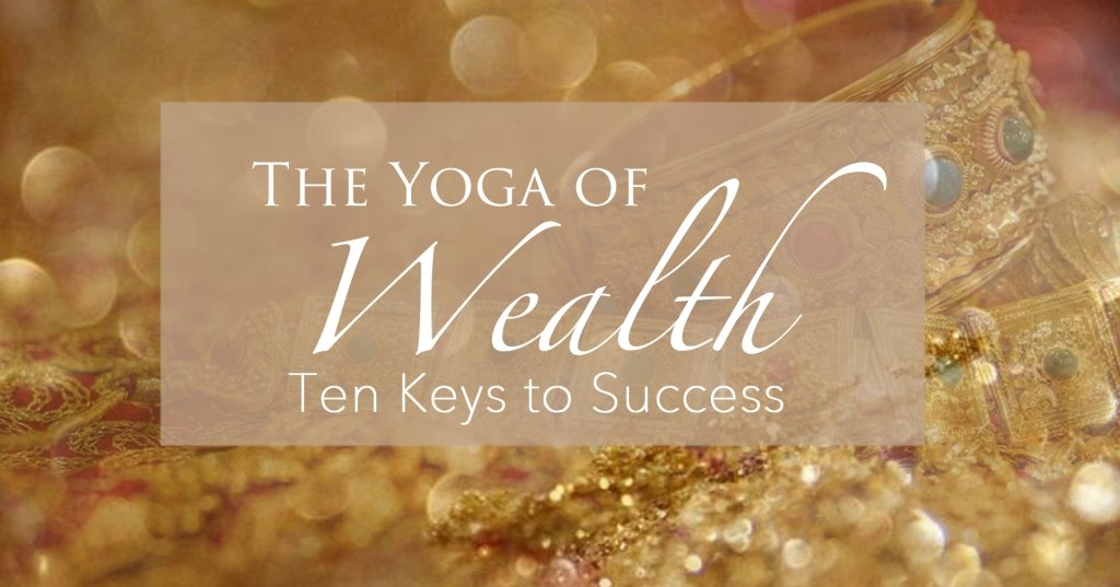The Yoga of Wealth